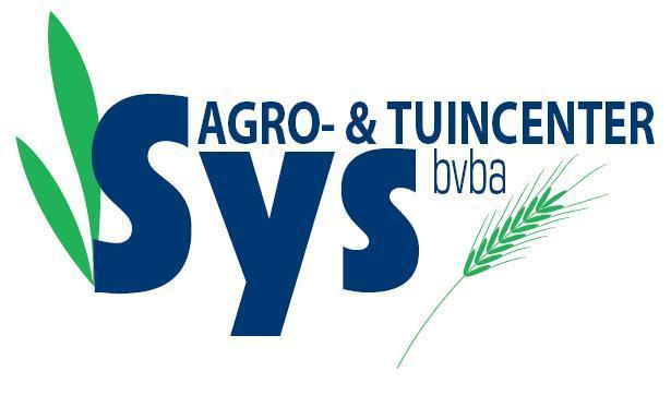 Logo tuincentrum Agro- en Tuincenter Sys bvba