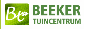 Logo tuincentrum Beeker Tuincentrum
