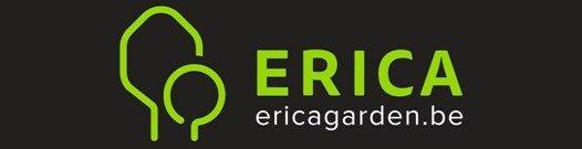 Logo tuincentrum Erica Garden tuincentrum