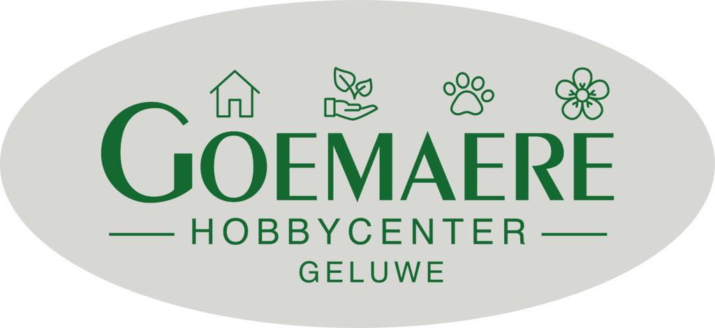 Logo tuincentrum Goemaere & Co Hobbycenter Huis-Tuin-Dier