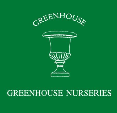 Logo tuincentrum greenhouse nurseries