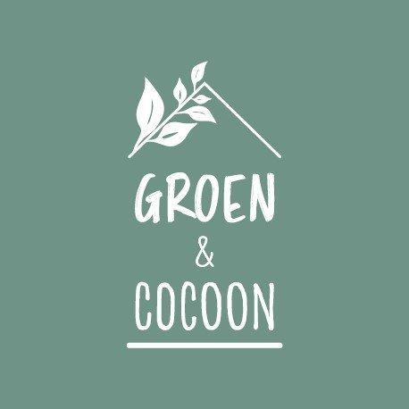 Logo tuincentrum Groen & Cocoon