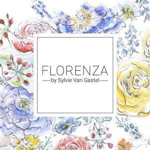 Logo tuincentrum Florenza by Sylvie Van Gastel Ekeren
