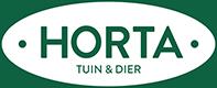 Logo tuincentrum Horta Diest
