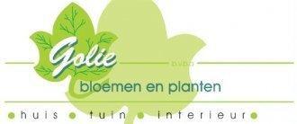 Logo tuincentrum Golie - Bloemen & Planten