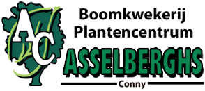 Logo tuincentrum Asselberghs Conny