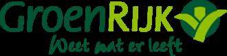 Logo tuincentrum GroenRijk Maasbree