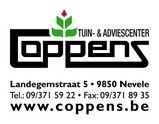 Logo tuincentrum Coppens Tuin- & Adviescenter