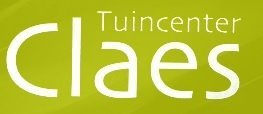 Logo tuincentrum Tuincenter Claes bvba