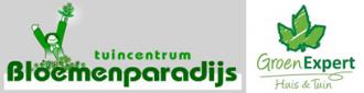 Logo tuincentrum Bloemenparadijs bvba