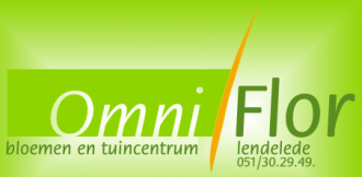 Logo tuincentrum Tuincentrum Omniflor