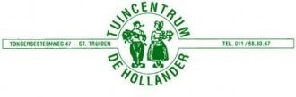 Logo tuincentrum De Hollander