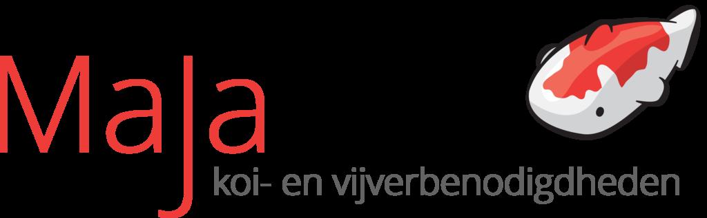 Logo tuincentrum MaJa Koi