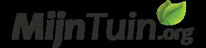 Logo tuincentrum MijnTuin.org