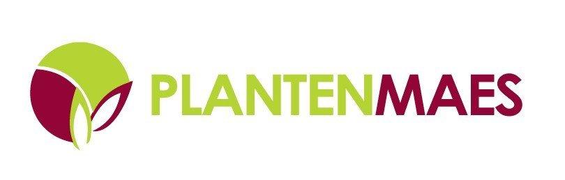 Logo tuincentrum Planten Maes