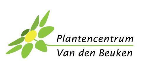 Logo tuincentrum Plantencentrum Van den Beuken