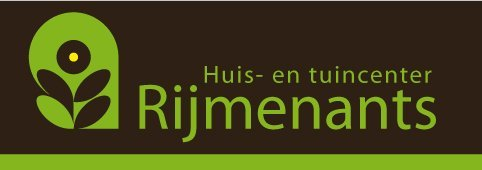 Logo tuincentrum Rijmenants Wuustwezel