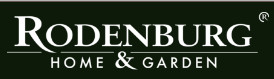 Logo tuincentrum Rodenburg Home & Garden Schoten
