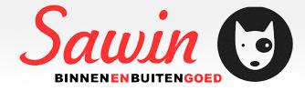 Logo tuincentrum Sawin Pey-Echt