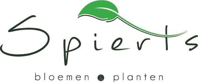 Logo tuincentrum Spierts Bloemen en Planten