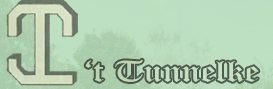 Logo tuincentrum 't Tunnelke