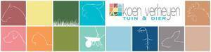 Logo Tuin en Dier Verheyen Koen
