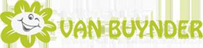 Logo tuincentrum Tuincenter Van Buynder