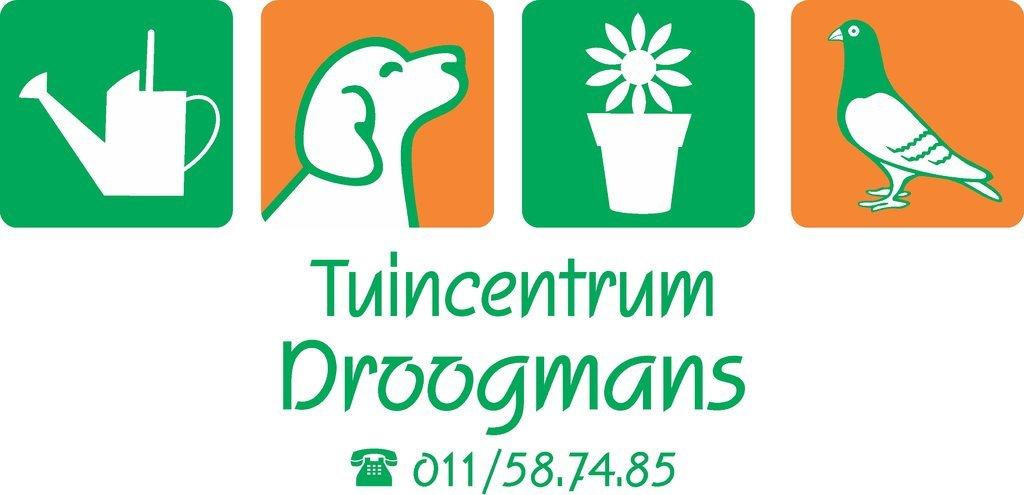 Logo tuincentrum Tuincentrum Droogmans