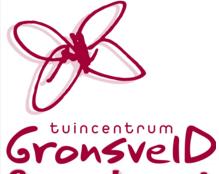 Logo tuincentrum Tuincentrum Gronsveld