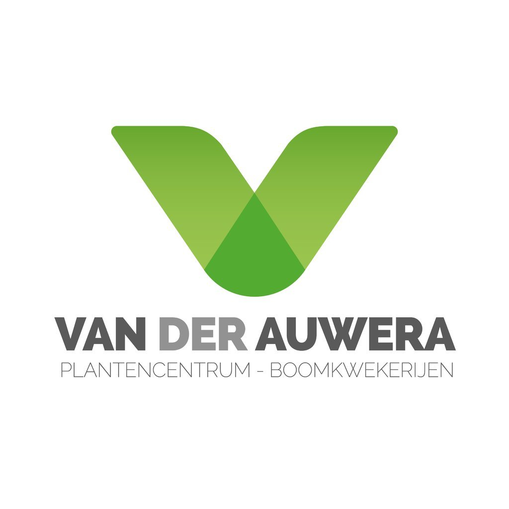 Logo tuincentrum Van der Auwera Tuincentrum