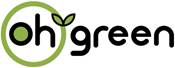 Logo tuincentrum Oh'Green Balen